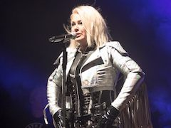 Kim Wilde UK Tour